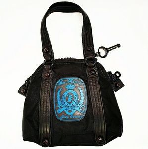 Juicy Couture Her Majesty Handbag Purse